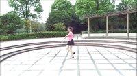 雨中阳光广场舞  谁是我的郎含正反面分解编舞:郑儿