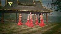 傣歌《欢度新年泼水节》岩光泐,依旺龙