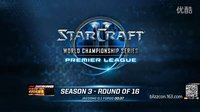 9月11日WCS2015超级赛S3-16强 D组(7) jaedong(Z) vs ForGG(T)