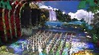 中央电视台春节联欢晚会 2011 歌曲《天蓝蓝》宋祖英 02