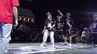 【牛人】第十届KOD世界街舞大赛 2014 三国杀Hiphop决赛 日本代表队 VS 中国代表队