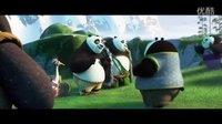 功夫熊猫3 传奇归来 即将上映 搞笑精彩预告抢先看  黄磊 成龙 筷子兄弟配音 最新电影